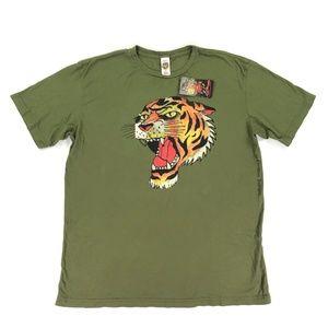 da904544e44 Ed Hardy Mens XXL Christian Audigier T-Shirt